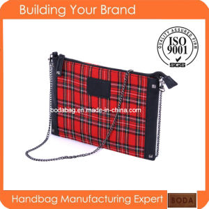 Wholesale Promotional Ripstop Fabric Fashion Clutch Bag (BDM133) pictures & photos