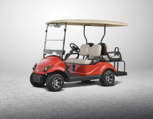 2015 Best Electric Golf Cart From Dongfeng Motor with EEC Certificate for 4 Person pictures & photos