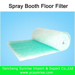 Paint Stop Filter of Spray Booth Floor Filter pictures & photos
