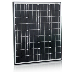 70W Mono Solar Module for 12V Battery Charging pictures & photos