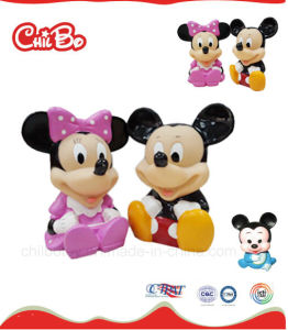 Pleasant Mouse Series Plastic Figure Toys (CB-PM024-M) pictures & photos