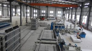 EPS Wall Panel Machine Production Line pictures & photos