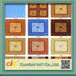 Economic Chinese PVC Vinyl Flooring with Different Designs pictures & photos