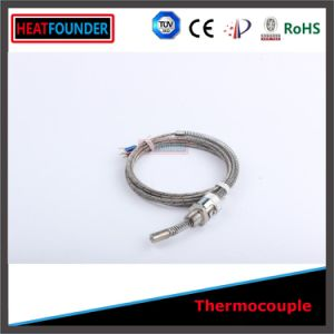K Type Thermocouple Temperature Sensor pictures & photos