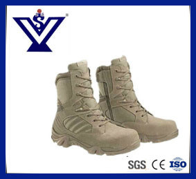 New Design Genuine Cow Leather Military and Police Tactical Boots pictures & photos