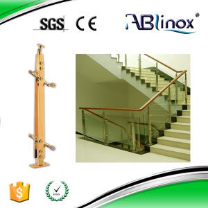 Interior Glass Railing Systems with High Quality pictures & photos