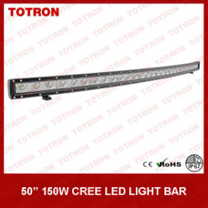 "50"" 150W Single Row Curved LED off Road LED Light Bar (TLB1150X)"