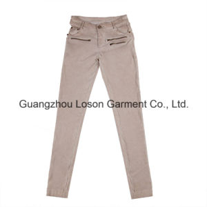 High Quality Rayon Printing Girl Pants for Summer