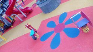 Ful Color Sport Flooring EPDM Granules Rubber Granules pictures & photos