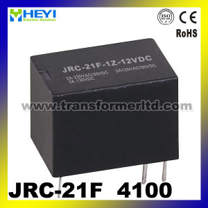 PCB Relays, Electromagnetic Relays, Minniature Relays, Jrc-21f (4100) pictures & photos
