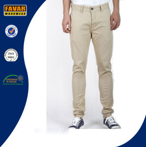 OEM Men′s Cotton Workwear Pants and Casual Pants pictures & photos