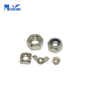 Carbon Steel Zinc Plated DIN934 Hex Nut