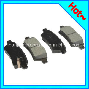 Semi-Metallic Brake Pad for Nissan Navara 44060-Ea090 pictures & photos