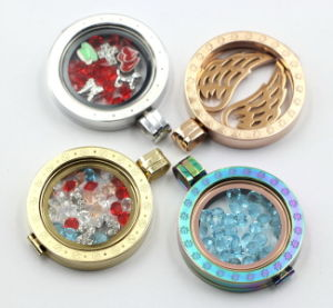 Factroy Wholesaler Custom Made Memory Locket for Gift pictures & photos