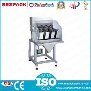 Four-Head Linear Weigher with Packing Machine pictures & photos