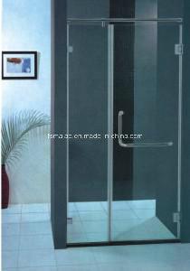 AS/NZS2208 Australian Standard Tempered Glass Frameless Pivot Shower Screen (H010B) pictures & photos