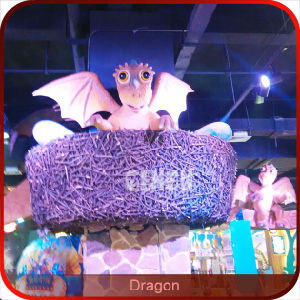 Shopping Mall Decoration Equip Dinosaurs for Kids pictures & photos