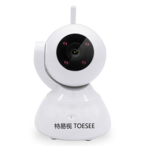 1.3MP Digital HD Remote Network CCTV WiFi IR WiFi IP Camera for Baby Pet Dog Surveillance pictures & photos