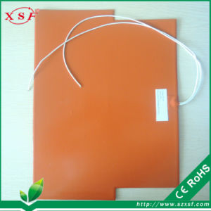 Thin Film Flexible Silicone Rubber Band Heater