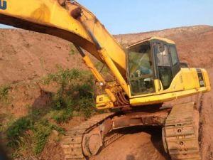 Used Komatsu PC450 Large Excavator pictures & photos