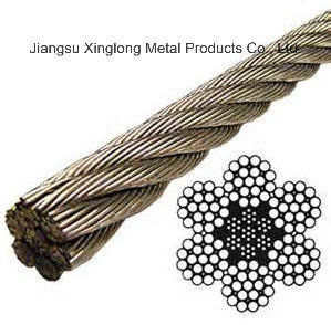 Stainless Steel Wire Rope (8X25+IWRC) pictures & photos