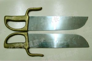 Wing Chun Butterfly Swords for Martial Arts, with Sword Case, Sharp or Blunt as Your Choice pictures & photos