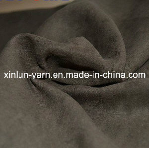 High Quality Micro Fiber Suede Fabric for Sofa Garment pictures & photos