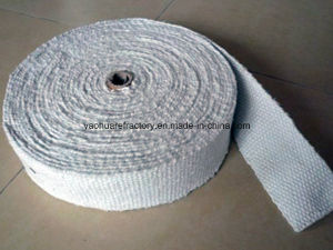 Heat Resistance Fabric/Refractory Ceramic Fiber Cloth/Rope/Yarn/Tape pictures & photos
