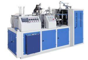Economical High Quality Ultrasonic Paper Box Making Machine pictures & photos