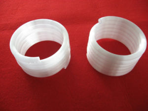Opaque Spiral Quartz Glass Tube pictures & photos