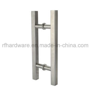 Stainless Steel Glass Door Pull Handle (RP005) pictures & photos