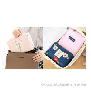 Fuctional Travel Pouch with Label Stitching for Selling pictures & photos