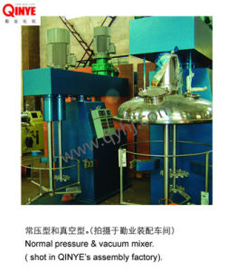 Double Shafts High Speed Disperser with Vacuum pictures & photos