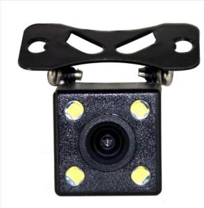 Universal Car Backup Camera Night Vision with 4PCS Super Bright LED pictures & photos