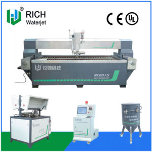 Professional Automatic Water Jet Cutting (RC2015) pictures & photos