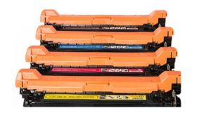 Crg-122/322/722 Bk/C/M/Y Color Toner Cartridge Compatible for Canon Laser pictures & photos