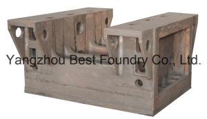Gray Iron Casting Lathe Pedestal