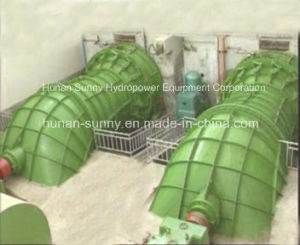 Tubular Turbine Hydroelectric Generator Large Discharge/ Hydro (water) Turbine / Hydroturbine pictures & photos