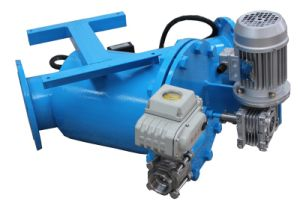 Motor Drived Self-Cleaning Insudtrial Brush Filter pictures & photos