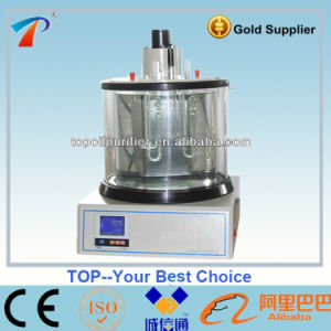 Kinematic Viscosity Analyzer with Imported Precise Digital Temperature Controller (TPV-8) pictures & photos