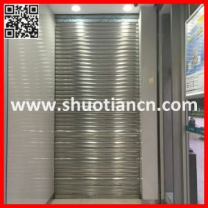 Security Storage Stainless Steel Roll up Door (ST-002) pictures & photos