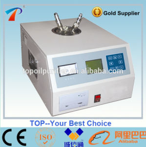Cable Oil Dielectric Loss Test Apparatus (DLT-0812) pictures & photos