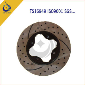 Car Accessories Brake Disc Auto Parts with Ts16949 pictures & photos