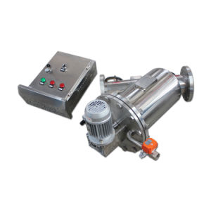 Electrically Driven Revolving-Brush Cleaning Mesh Screen Filter pictures & photos