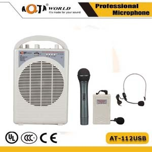 Hot Sale Portable Teaching Voice Amplifier with USB