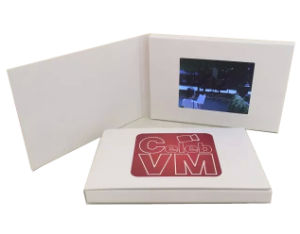 2.4inch Video Card for Wedding Invitation /Holiday Gift/Party /Birthday pictures & photos