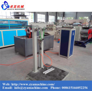 Construction Protective Net Wire Extruder Machine pictures & photos
