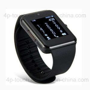 Bluetooth Smart Watch with SIM Card as Promotion Gift (GT08) pictures & photos