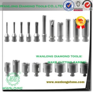 Long Life Span Dry Drilling Tools for Marble Granite Limestone Sandstone Drill Bit pictures & photos