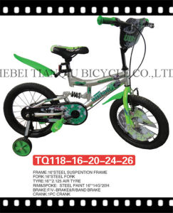 "Colorful 12"" Children Bike with Steel Full Chain Cover pictures & photos"